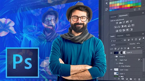 Photoshop CC : In an Easy Simple Professional Way - Udemy Coupon